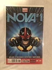 Marvel Comics Nova (2013 5th Series) #1