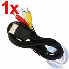 Microsoft Original Xbox Console Rca Av A/V Audio Video Composite Cable Cord