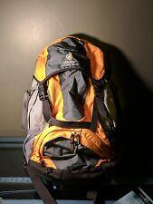 Deuter Futura 42 AC Grey & Orange used hiking backpack