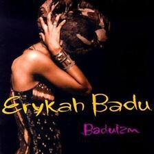 ERYKAH BADU BADUIZM CD Album MINT/EX/MINT *