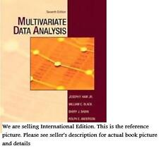 HAIR  ANDERSON 7e Multivariate Data Analysis