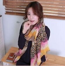 Unbranded Chiffon Multi-Coloured Scarves & Wraps for Women