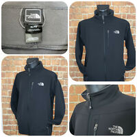 The North Face Men's XL Full Zip Black Apex Bionic Jacket TNF GUC