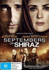 Septembers of Shiraz  - DVD - NEW Region 4