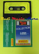 MC IL CINEMA IN MUSICA PIRELLI SCANDALO AL SOLE LAUREATO no cd lp dvd vhs