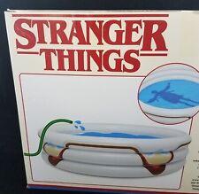 Stranger Things El Sensory Tank Inflatable Pool Netflix Merch Big Mouth New