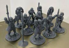 Ogre Warband 28mm scale Dragonlock Miniatures