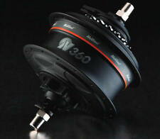 Nuvinci N360 Gear Hub Continuosly Variable 360% Ratio High Torque Capacity