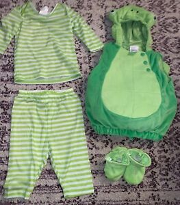 Baby Turtle Costume Size 0-6 Months EUC