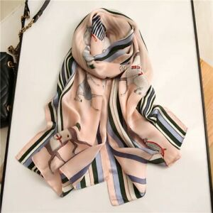 Native American Indian Horses Womens Winter Warm Scarf Fashion Long Large Soft Cashmere Shawl Wrap Scarves