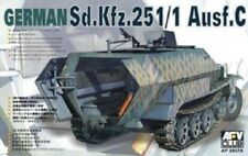 AFV CLUB GERMAN SD KFZ.251/1 AUSF C WWII  Scala 1:35 Cod.35078