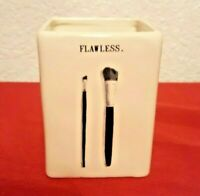 Rae Dunn Make Up Line Brush Holder FLAWLESS  🎁❤️ by Magenta New w/tag