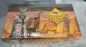 Guardians CCG Necropolis Park Booster Box *Sealed* FPG 1995 Limited Edition