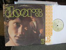 The Doors Debut S/T EKS74007 Marrone Chiaro Gold Label LP 1st '67 Rare Stereo