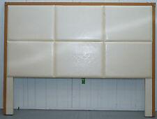 Original Marco Polo Mural Lit Double Tête de Lit Chesterfield moderne