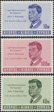Cyprus 1965 President John F Kennedy/JFK/Politics/Politicians/People 1v (n46096)
