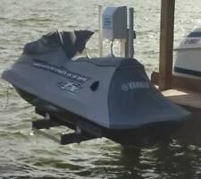 1200Lb Aluminum Pwc ~ Jet Ski Boat Electric Hoist Lift