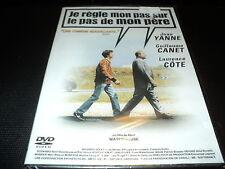 """DVD """"JE REGLE MON PAS SUR LE PAS DE MON PERE"""" Jean YANNE, Guillaume CANET"""