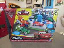 PLAY- DOH  MOLD AND GO SPEEDWAY CARS 2 IN BOX