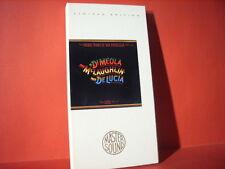 "DI MEOLA ""FRIDAY NIGHT IN SAN FRANCISCO"" (LONGBOX-SONY-24KARAT-GOLD-CD/NEW=MINT)"