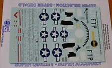 Microscale Decal 1:48 Scale #48-979 / No. American P-51B Mustangs: 353rd FS &