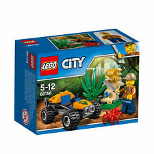 60156 LEGO City Jungle Buggy Explorers 53 Pieces Age 5-12 NEW SEALED