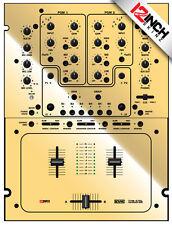 Rane TTM57 Skin - mirror gold