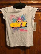 Disney Car's Little Girl's shirt limited edition