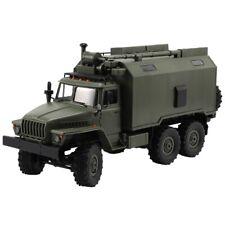 Wpl B36 Ural 1/16 2.4G 6Wd RC coche carro Rock Cler Comando Comunicación veh I8X7