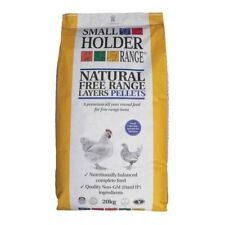 Allen & Page Natural Free Range Poultry Layers Pellets 20Kg - Chicken Food