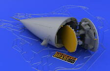 Eduard Brassin 648033 1/48 General-Dynamics F-16 radar late Tamiya C