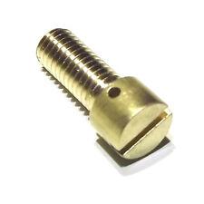 Weber air horn tab fix screw 38 DCN brass