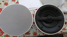 Bowers & Wilkins (B&W) CCM362 Ceiling Speakers .sold in pairs..never used...