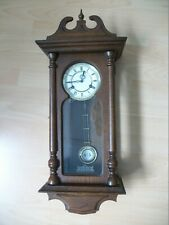 Schmeckenbecher Wooden Wall Clock - 2e half of the 20st century - West Germany