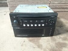 PEUGEOT 307 STEREO CD PLAYER CHANGER / RADIO HEAD UNIT CC 180 RD4 T5 N2 MP3 HDi