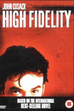 High Fidelity DVD NEW dvd (BED888157)