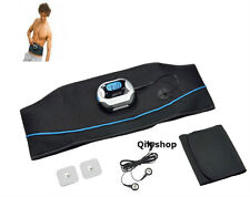 Abdominal Toning Belt EMS  Adjustable Intensity & 5 Training Programmers