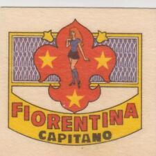 Figurina Panini Calciogrado in Texilina Fiorentina Capitano Calciatori 74 - 75
