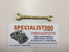 CHIAVE FISSA 8/10 PER SCATOLA PORTA ATTREZZI FIAT 500 EPOCA