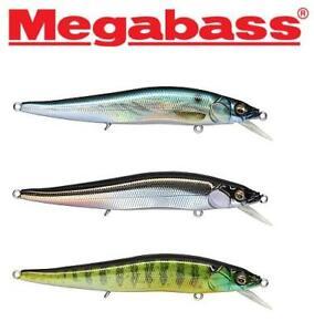 Megabass Vision Oneten 110 FX Tour Suspending 1/2 oz Jerkbait (Select Color)