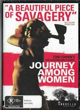 JOURNEY AMONG WOMEN - NEW & SEALED DVD - FREE LOCAL POST