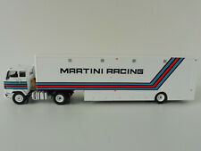 VOLVO F88 MARTINI RACING TRANSPORTER 1/43 IXO Models TTR018 IXOTTR018
