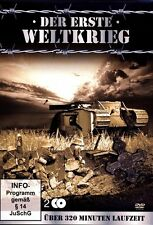 5 Std: DER ERSTE 1 Guerre Mondiale - Partie 1 2 3 4 5 6 7 8 Boîte DVD NEUF