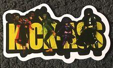 """Kick Ass Marvel skateboard vinyl sticker decal 2 3/4"""" x 1 1/2"""" Ships from US"""