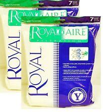 Royal Y Vacuum Bags royal-aire y bag (14 Bags)
