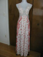 Free People women's magnolia gorgeous lined maxi NWT dress 2
