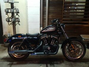 Selle monoplace pour Harley Davidson sportster 2004+