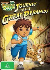 Go Diego Go! - Journey To The Great Pyramids (DVD, 2012)