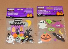 Halloween Foam Stickers Creatology 15pc Haunted House Bat Ghost Pumpkin Owl 39U