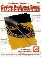 Carlos Barbosa-Lima Arpeggio Studies for Guitar7